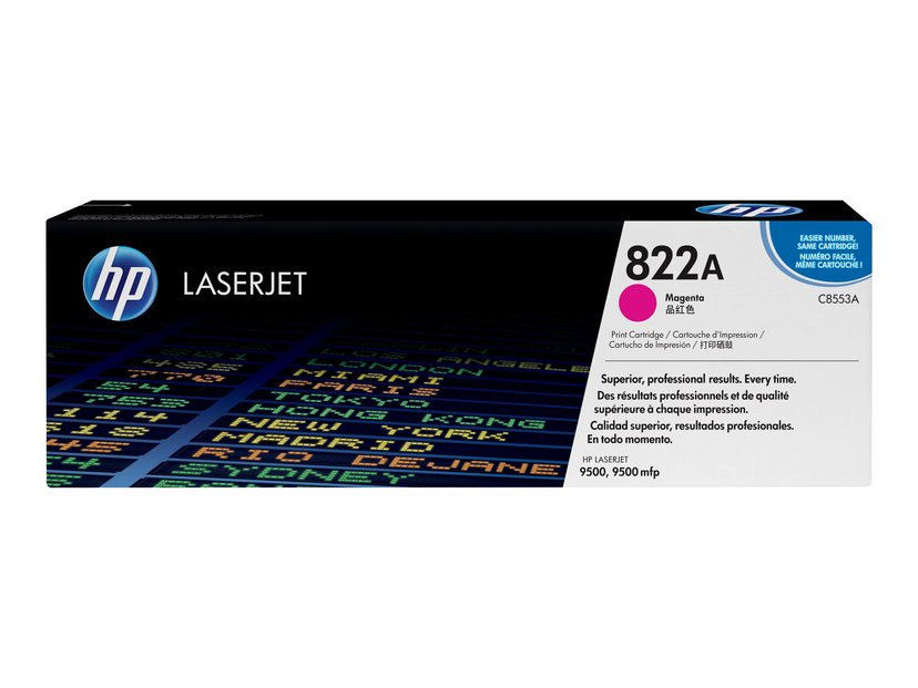 HP Toner Magenta - C8553A