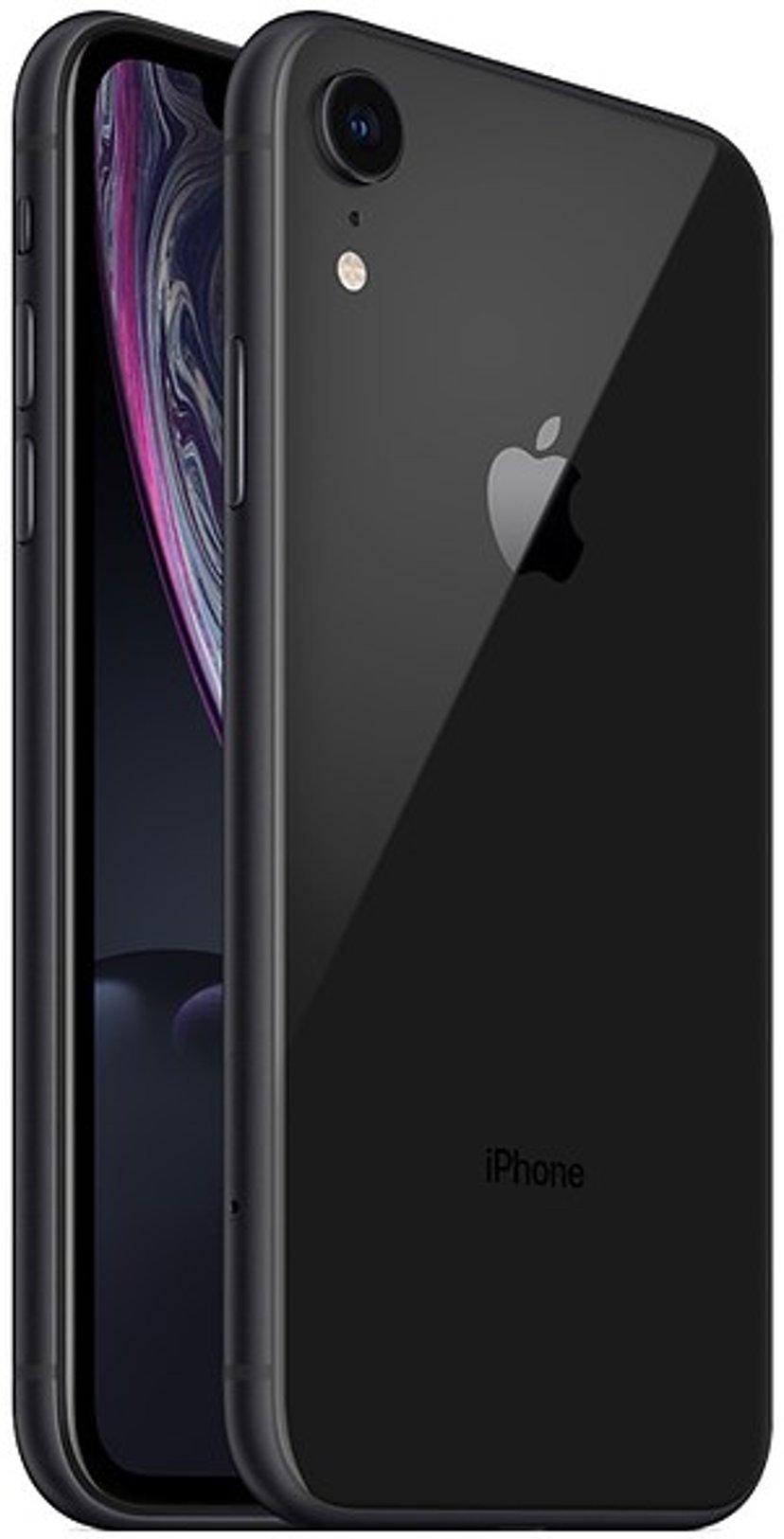 Apple iPhone XR (Ej DEP) 64GB Dual-SIM Svart   Dustin.se