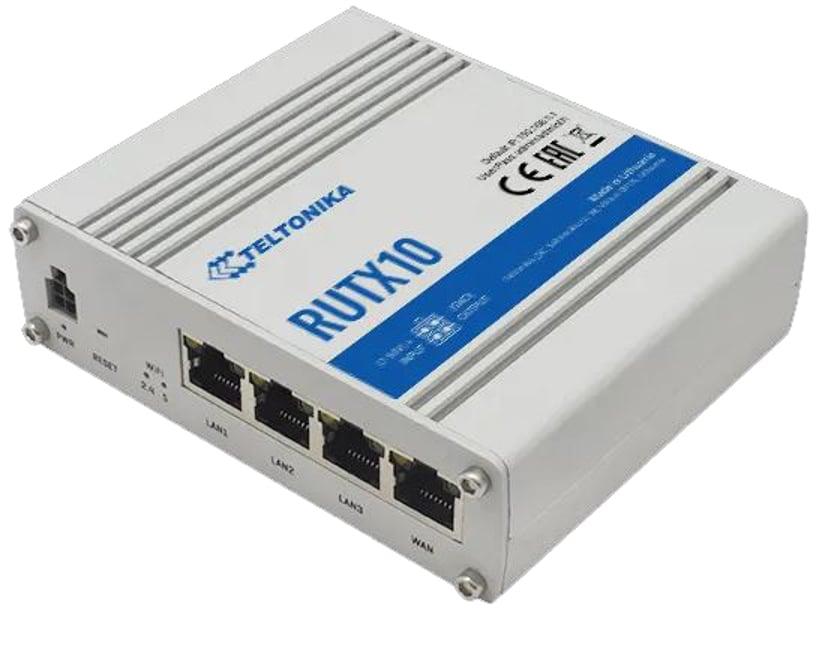 Teltonika RUTX10 Dual-Band WiFi Enterprise Router