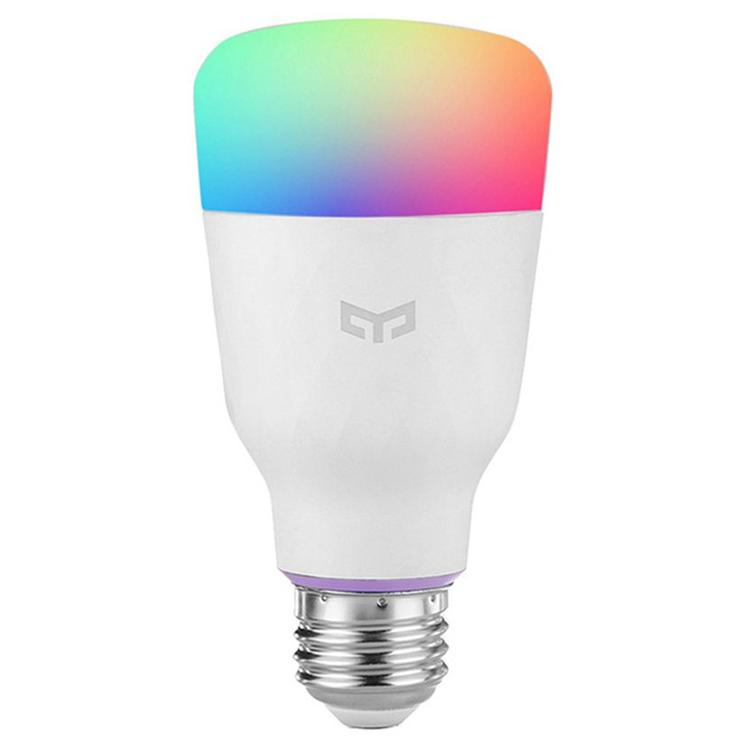 Yeelight Smart LED Lampa Color E27 8.5W