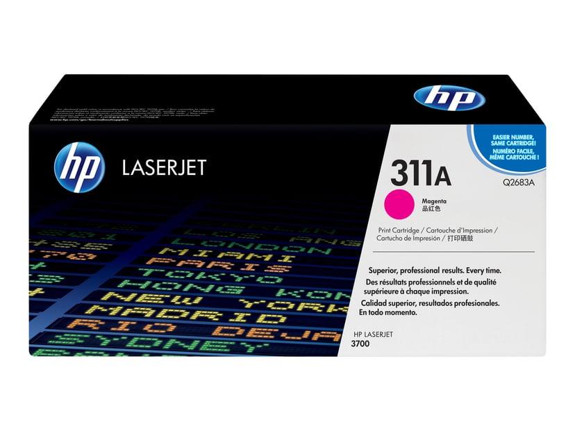 HP Värikasetti Magenta - Q2683A