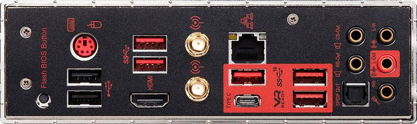 MSI MPG X570 GAMING PRO CARBON WIFI ATX