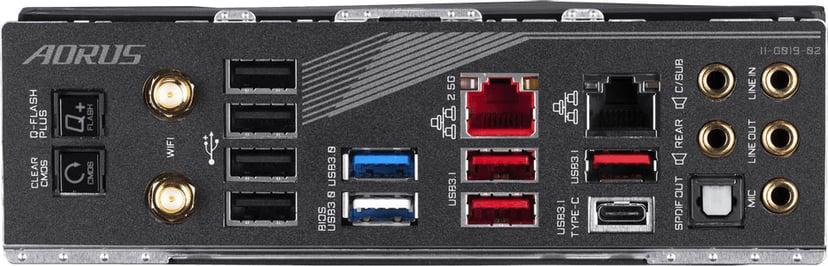 Gigabyte X570 Aorus Master S-AM4 ATX Hovedkort ATX