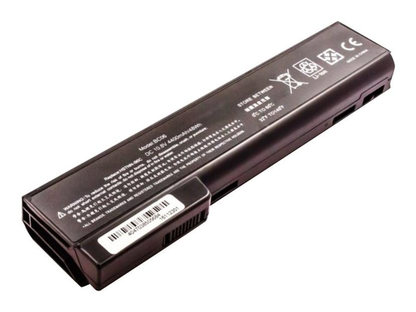 Coreparts Batteri för bärbar dator (likvärdigt med: HP 628670-001, HP QK642AA)