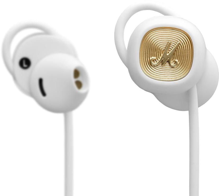Marshall Minor II Bluetooth Guld, Vit