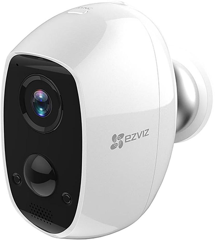 Ezviz W2D Basestasjon + 2x C3A-kamera