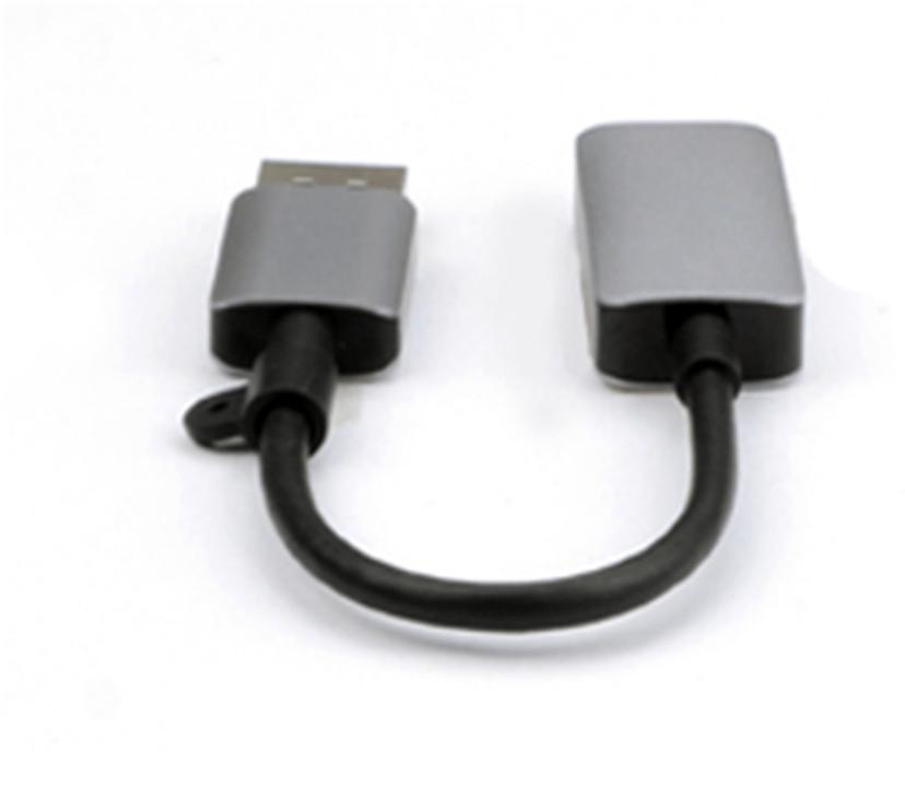 Prokord Video Adapter Premium DP-HDMI DisplayPort Hann HDMI Hunn