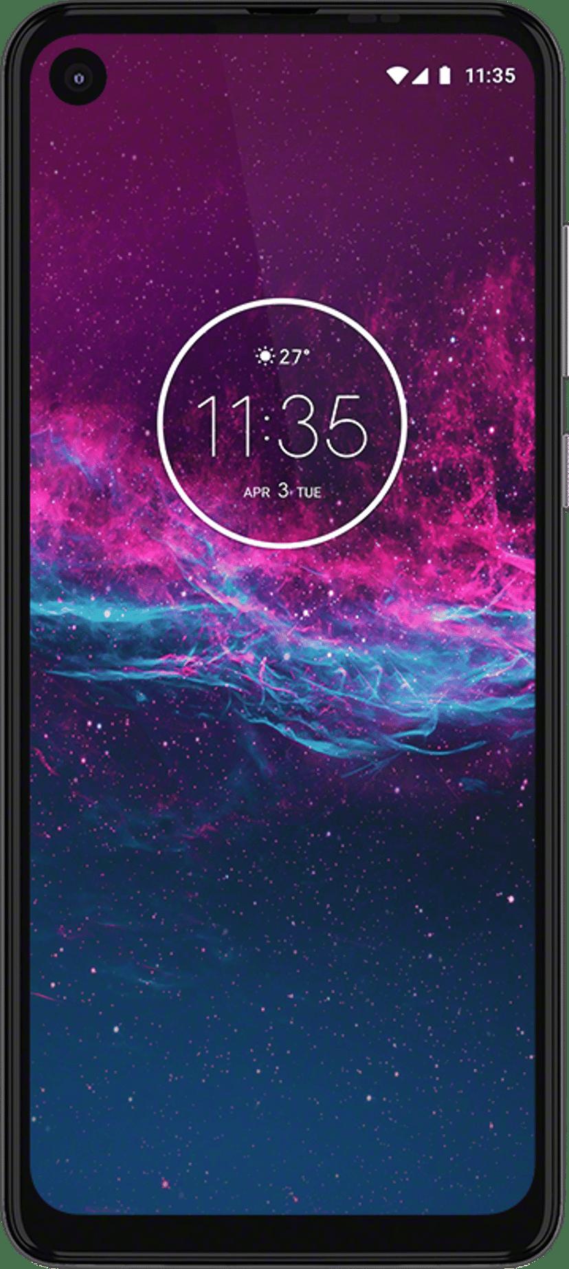 Motorola One Action 128GB Dual-SIM Vit