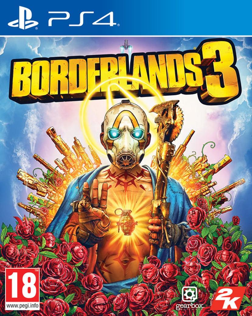 2K Games Borderlands 3 Sony PlayStation 4