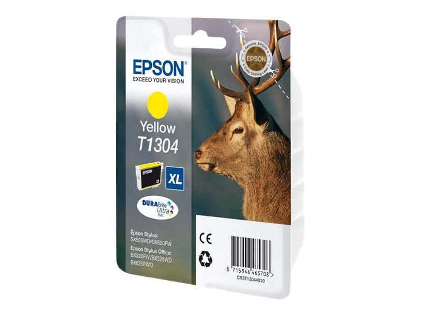 Epson Bläck Multipack 3-ColorS T1306 - BX320FW