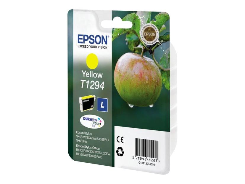 Epson Bläck Gul T1294 - BX320FW