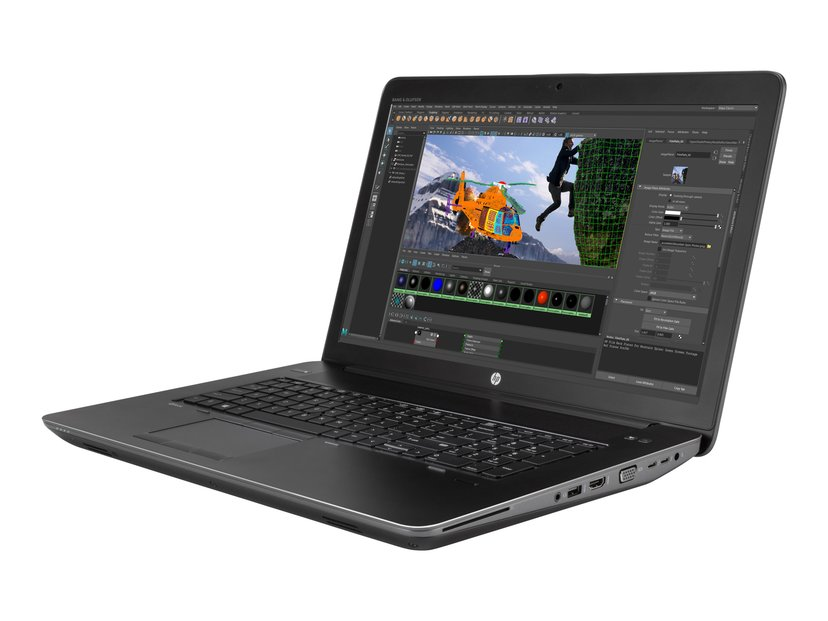 "HP ZBook 17 G4 Mobile Workstation #ej os #demo Xeon 32GB 512GB SSD 17.3"""