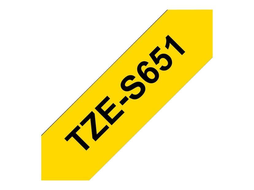 Brother TZeS651