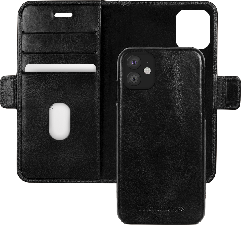 dbramante1928 Lynge Flipfutteral for Mobiltelefon iPhone 11 Svart