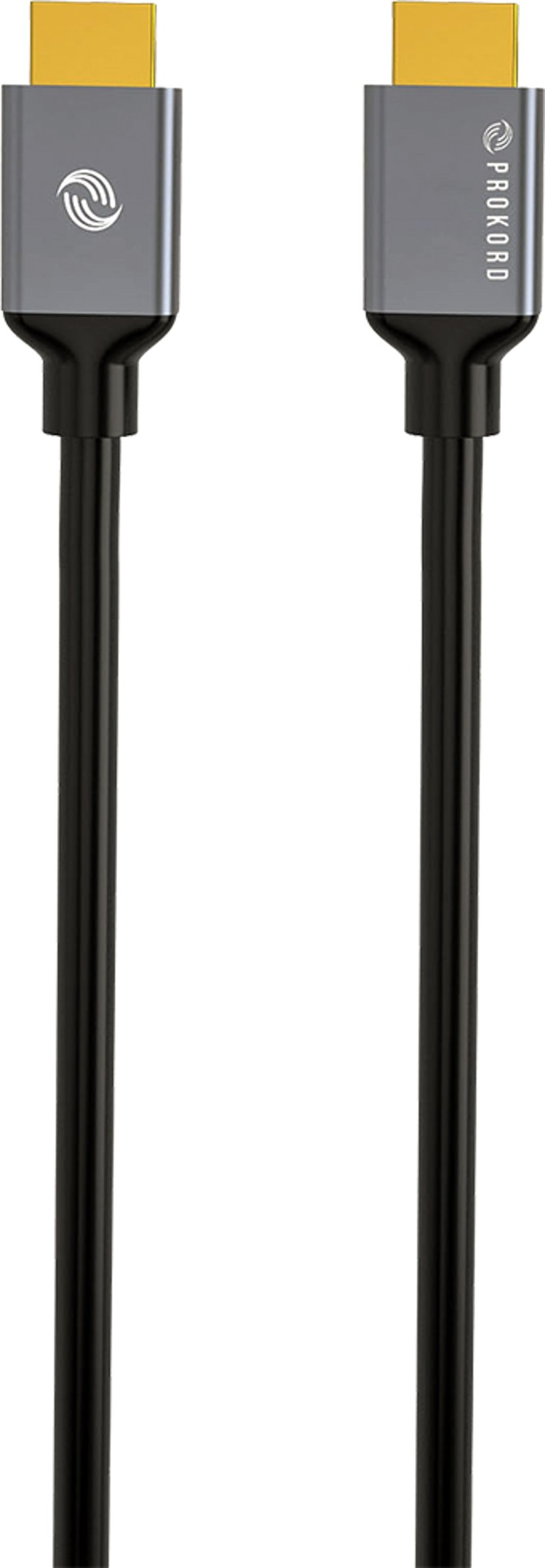 Prokord Black HDMI 2.0 3.0m 3m HDMI Hane HDMI Hane