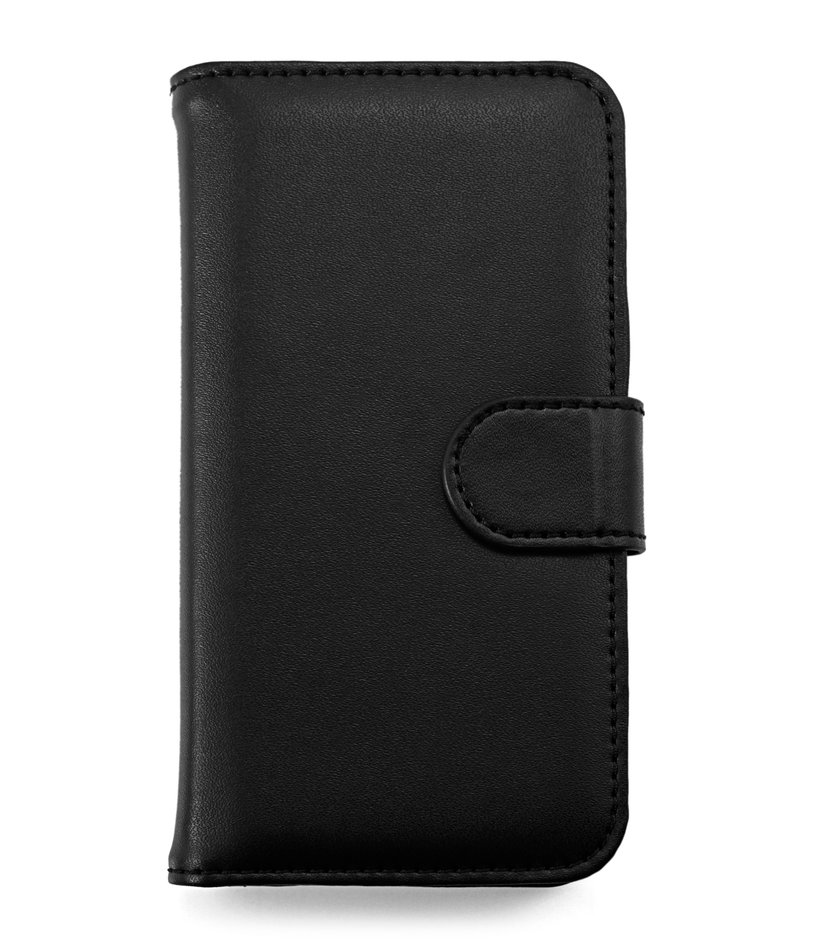 Cirafon Genuine Leather Wallet Samsung Galaxy A3 (2017) Svart lær