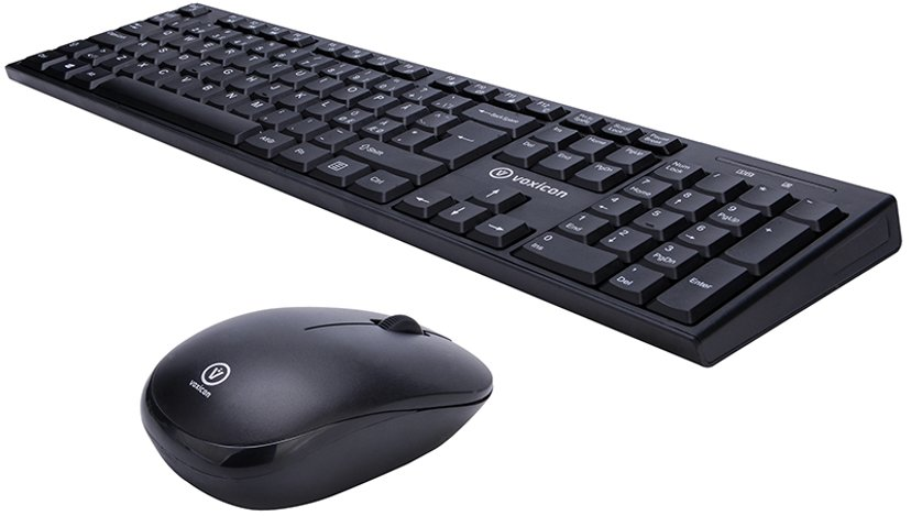 Voxicon 200WL Slim Combo Keyboard and Mouse