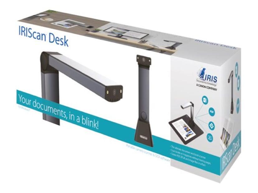Iris IRIScan Desk 5