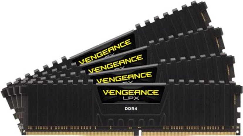 Corsair Vengeance LPX 32GB 4,000MHz DDR4 SDRAM DIMM 288-pin