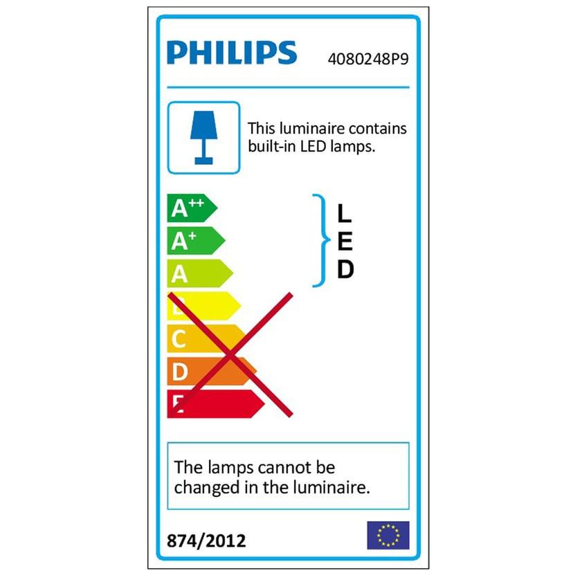 Philips Hue Signe Golvlampa White/Color 32W