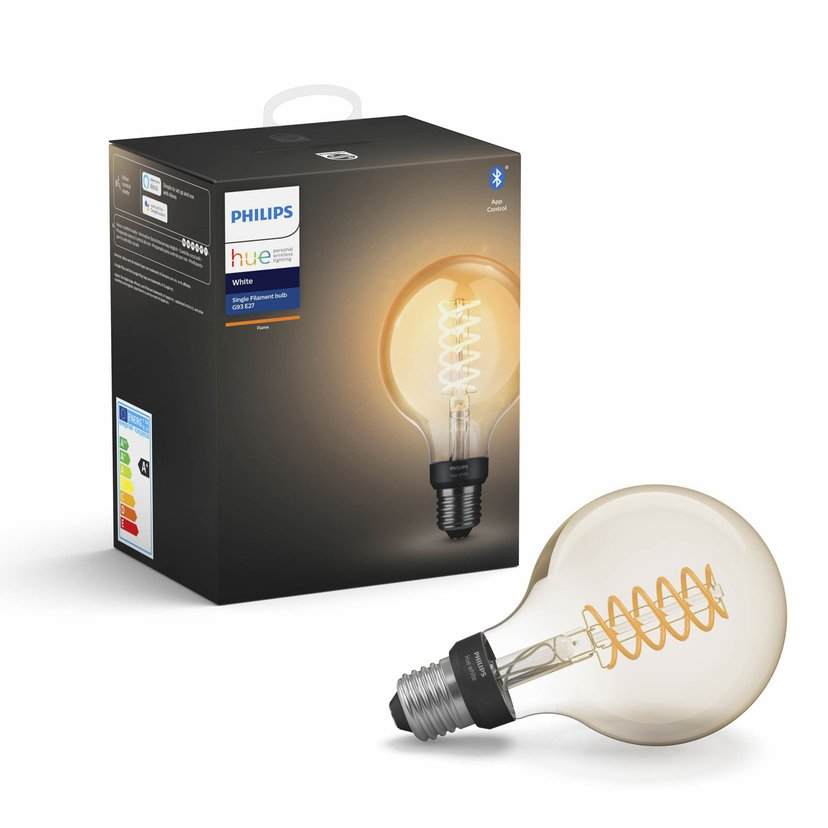 Philips Hue White xW Filament G93 E27