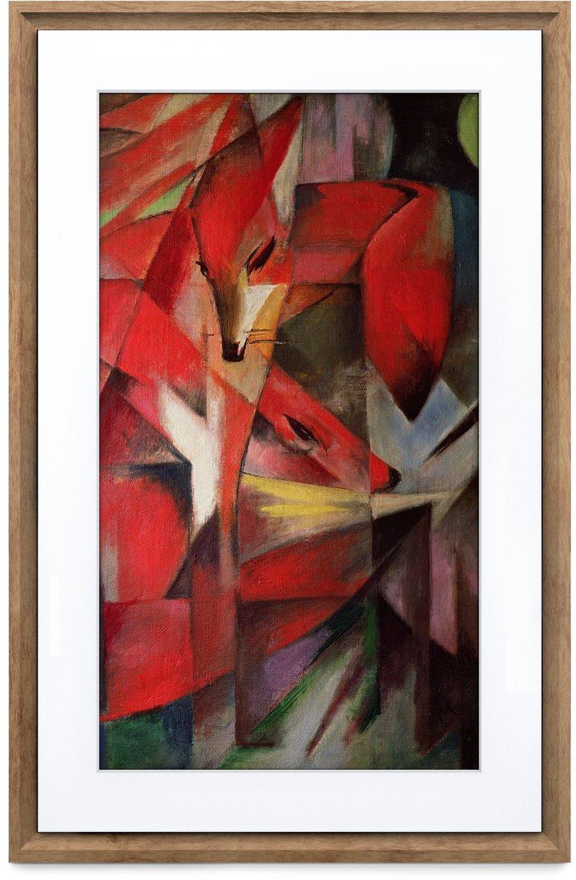 """Netgear Meural Canvas 21.5"""" Walnut"""