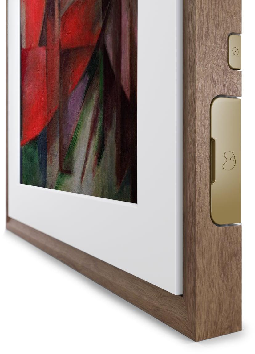 """Netgear Meural Canvas 27"""" Walnut"""