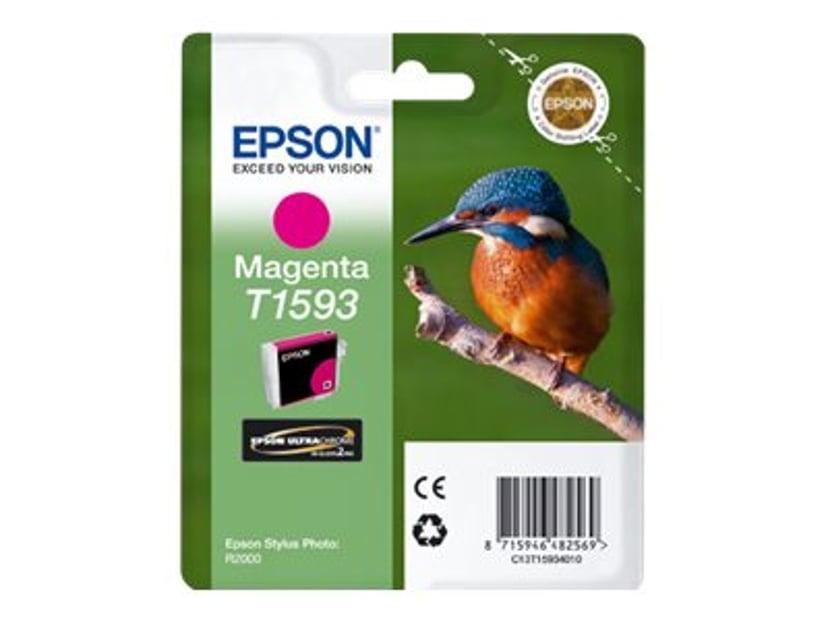 Epson Blæk Magenta T1593 - R2000