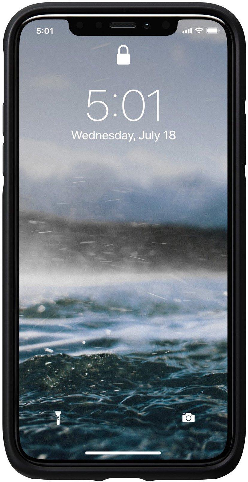 Nomad Rugged Leather Case iPhone 11 Svart