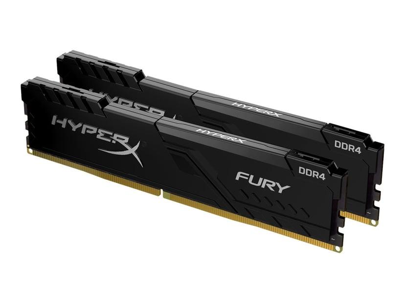 Kingston HyperX FURY 16GB 3,200MHz DDR4 SDRAM DIMM 288-pin