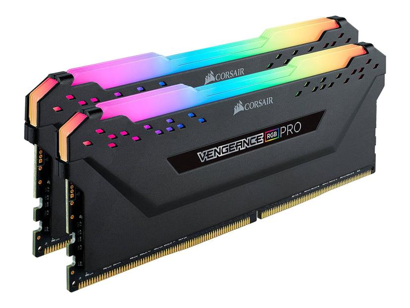 Corsair Vengeance RGB PRO AMD Ryzen 16GB 3,600MHz DDR4 SDRAM DIMM 288-pin