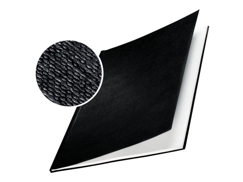 Leitz ImpressBIND Omslag Hårt Svart A4 17.5mm 10st