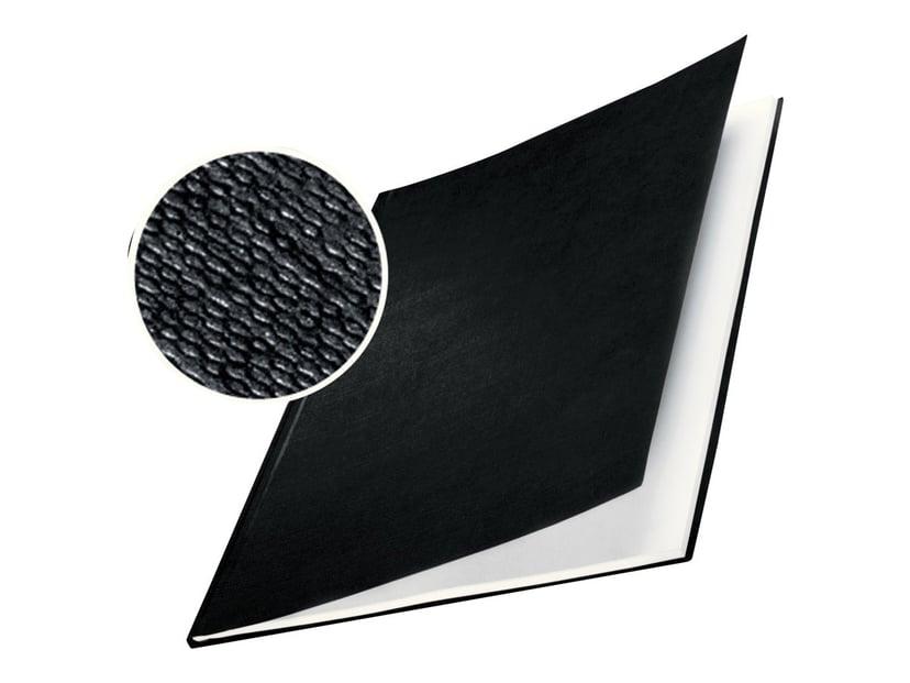 Leitz ImpressBIND omslag hårdt sort A4 24,5mm 10 stk.