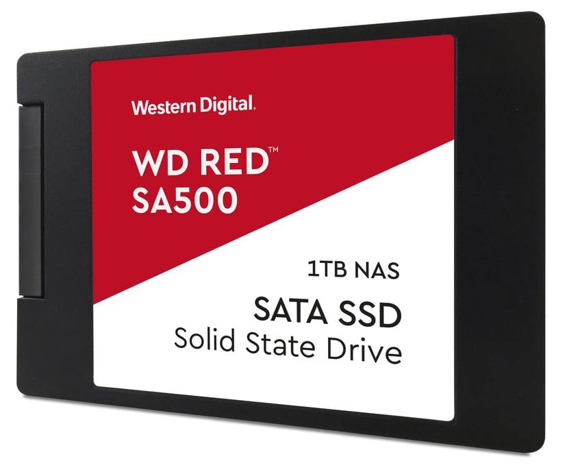 """WD Red SA500 NAS SSD 1,024GB 2.5"""" Serial ATA-600"""