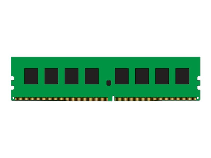 Kingston ValueRAM 4GB 2,400MHz DDR4 SDRAM DIMM 288-pin