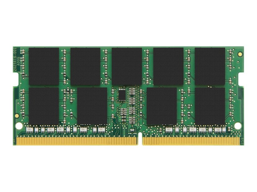 Kingston RAM 8GB 2,666MHz DDR4 SDRAM SO DIMM 260-pin