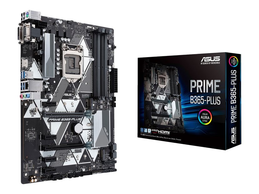 ASUS PRIME B365-PLUS Bundkort ATX
