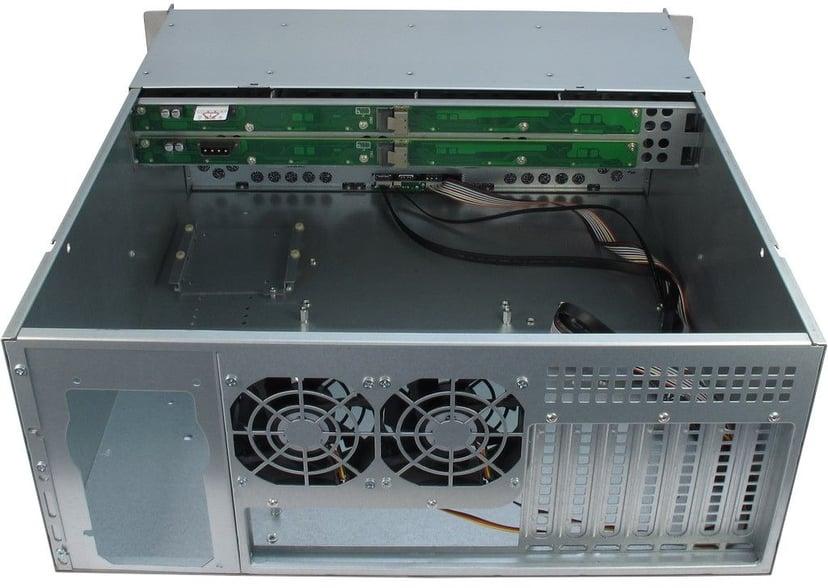 Inter-Tech IPC 4U-4408 4U Storage Chassi