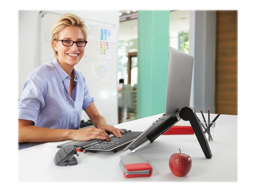 Contour Design Rollermouse Red Plus Wireless Travelkit
