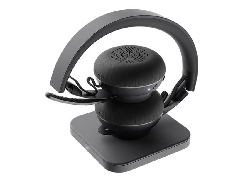 Logitech Zone Wireless Plus Zwart