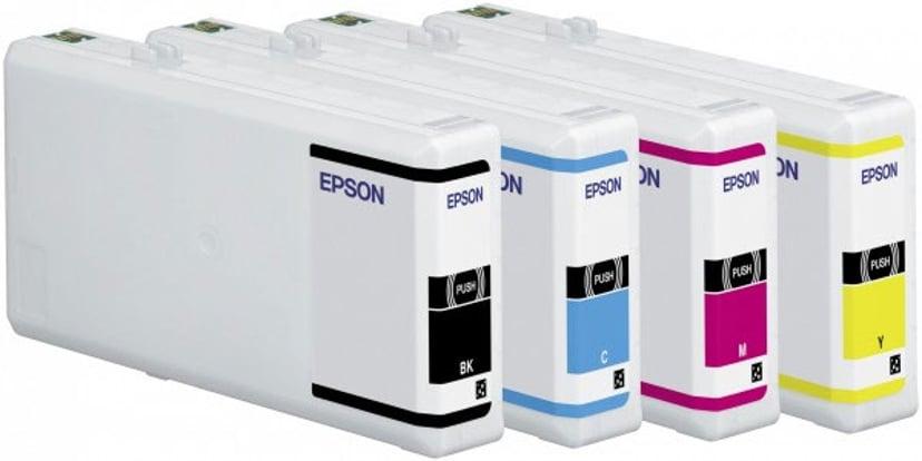 Epson Blekk Gul T7014 XXL - WP4000/4500