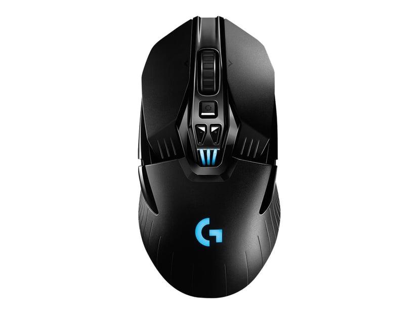 Logitech Wireless Gaming Mouse G903 LIGHTSPEED with HERO 16K sensor 16,000dpi Hiiri Langallinen, Langaton Musta