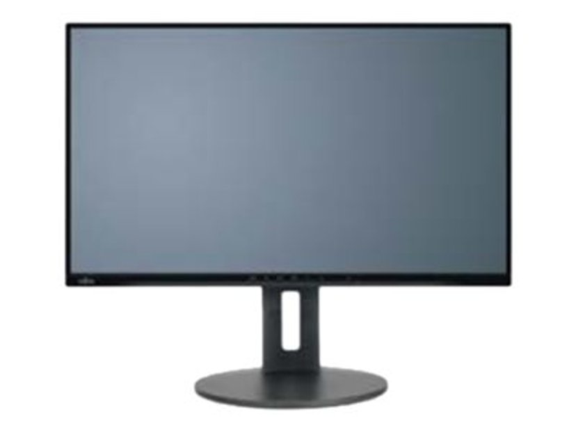 "Fujitsu B27-9 TS 27"" QHD DP/HDMI/DVI/3xUSB-A/1xUSB-C Svart 27"" 2560 x 1440 16:9"