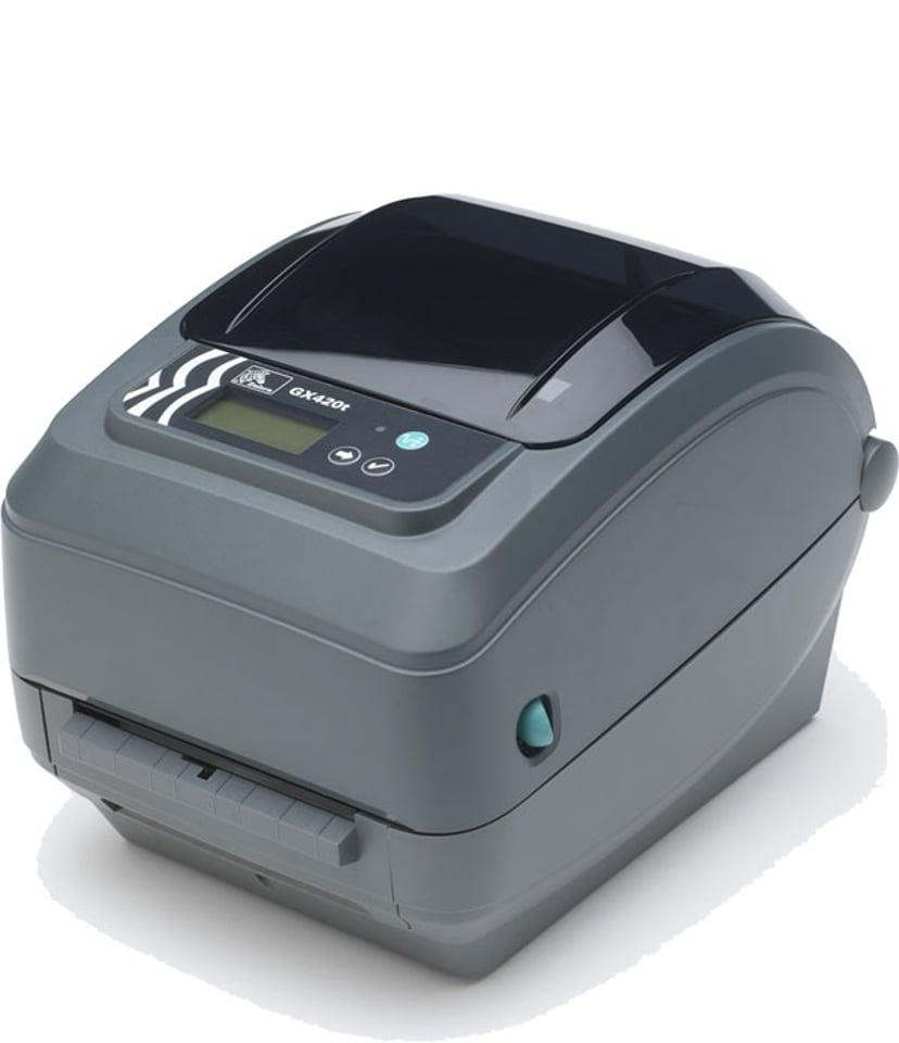 Zebra GX420T DT/TT 203dpi USB/Seriell/Parallell + Dispenser