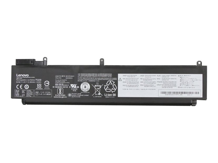 Lenovo Battery Internal