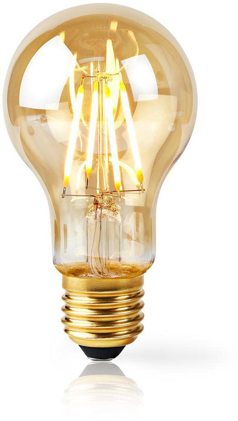 Nedis SmartLife WiFi LED Filament Lamp E27