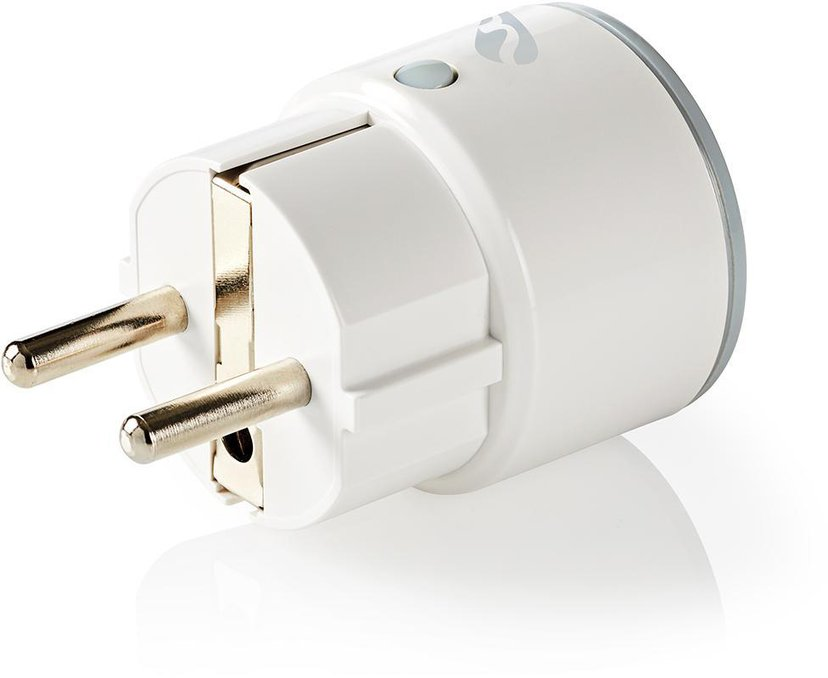 Nedis WiFi Smart Plug med strömmätning