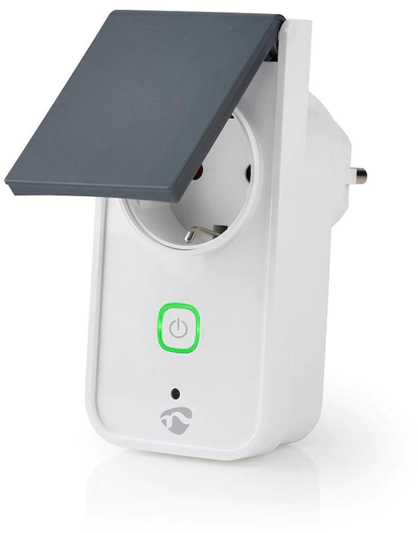 Nedis SmartLife WiFi utomhusuttag IP44