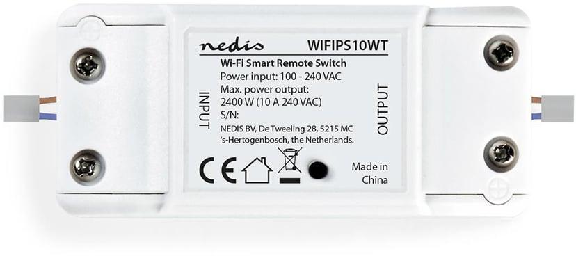 Nedis SmartLife WiFi-strömbrytare för inbyggnad