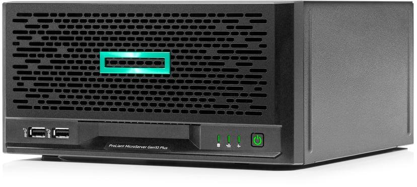 HPE MicroServer Gen 10 Plus Pentium Dubbelkärnig 8GB